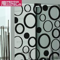 立体QT0341墙贴抽象图案 墙贴