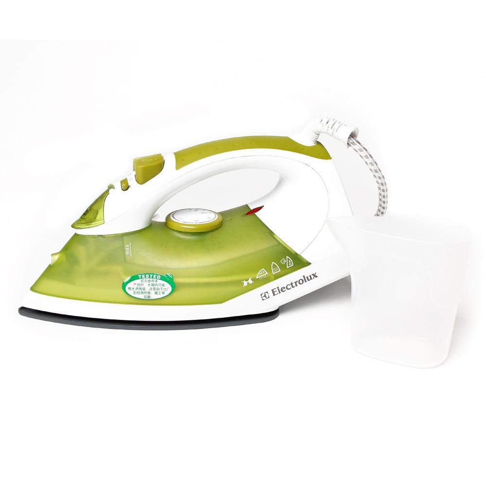 伊萊克斯 ESI400綠3擋以上機械調溫有繩熨斗特氟龍不粘底板全國聯保 熨斗