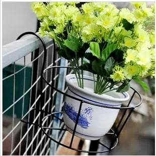 好鐵匠 黑色白色焊接鐵金屬工藝箱框結構移動歐式 花架