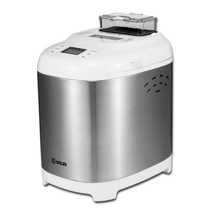 东菱 黑色白色面包单搅拌叶片金属断电记忆功能电热管加热电脑式 面包机