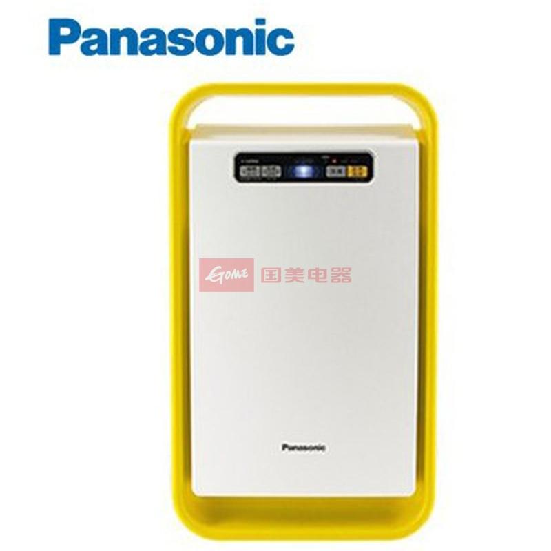 松下 黃色六級中端高性價比28瓦特甲醛+除PM2.5220伏特 凈化器