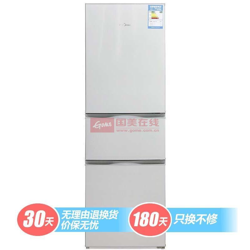 美的 BCD-215TQMB冰箱