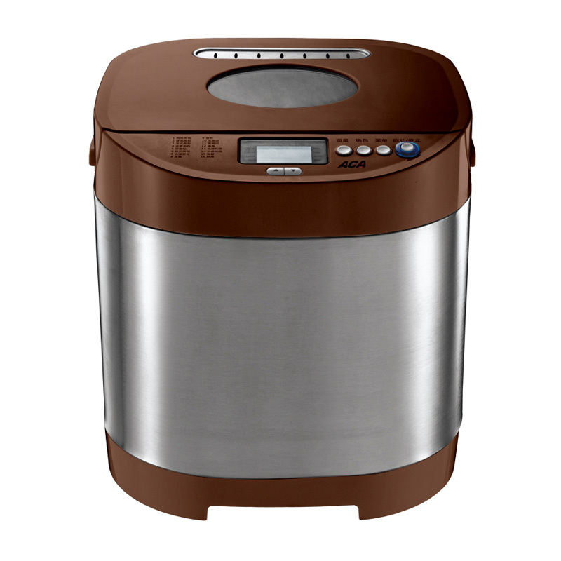 北美電器 銀色單攪拌葉片3檔金屬50Hz硬質氧化材質 面包機