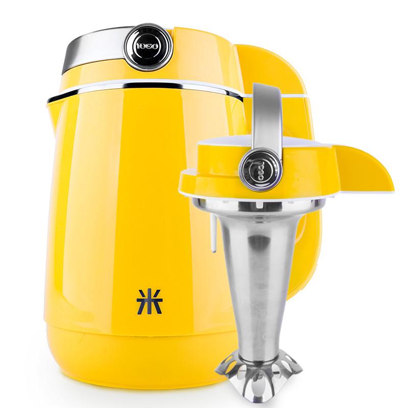 九阳 绿色黄色白色不锈钢1L以下立体环绕加热 豆浆机