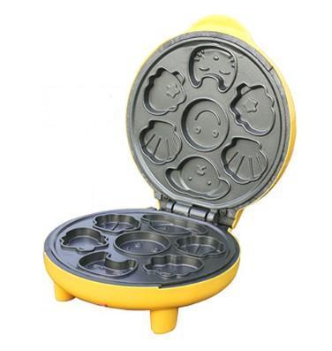 哈得乐 单机+礼品装单机装悬浮式电饼铛双面加热全国联保烤炸烙煎 电饼铛
