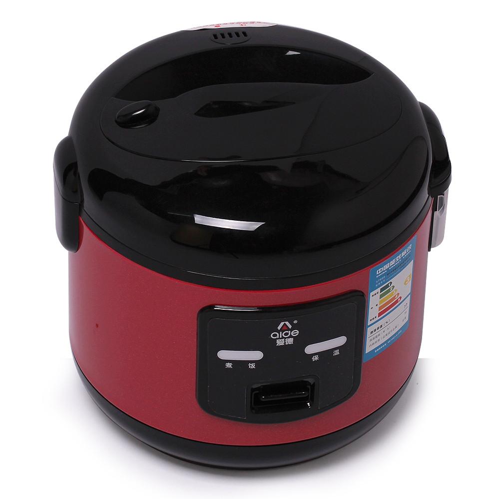 愛德 定時全國聯保無底盤加熱鋁合金機械式圓形 A801BT(10款)電飯煲