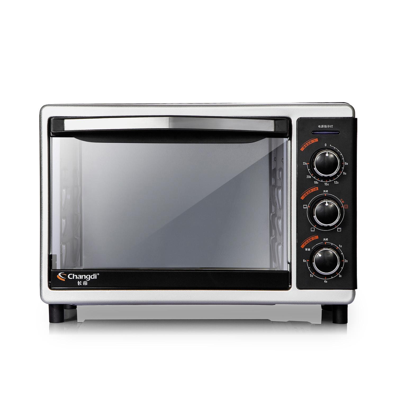 長帝 砂黑色全國聯保機械式臥式 TBF18W電烤箱