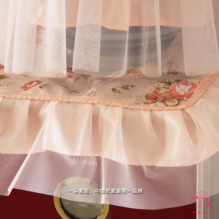 一朵浪漫之约系列罗曼莎款布田园防尘罩