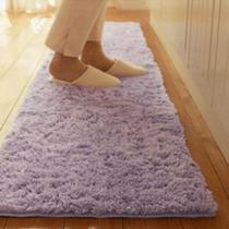 化纤可手洗可机洗日式涤纶纯色长方形日韩机器织造 地毯