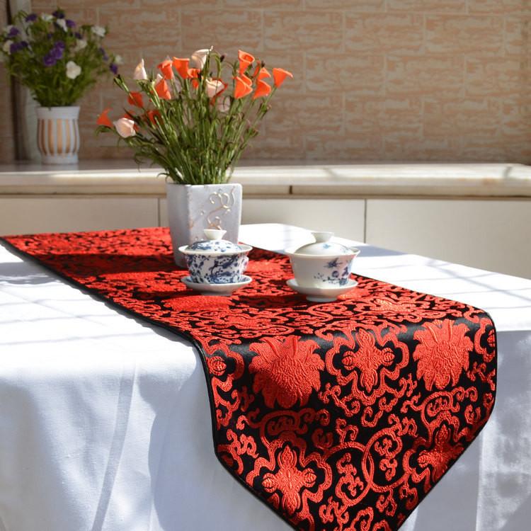 集品堂绸缎明清古典桌布