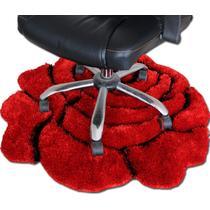 灰色红色紫色粉色化纤简约现代涤纶植物花卉圆形日韩机器织造 地毯