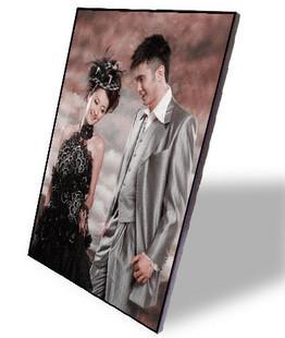 好印相水晶拉米娜相框长方形简约现代相框