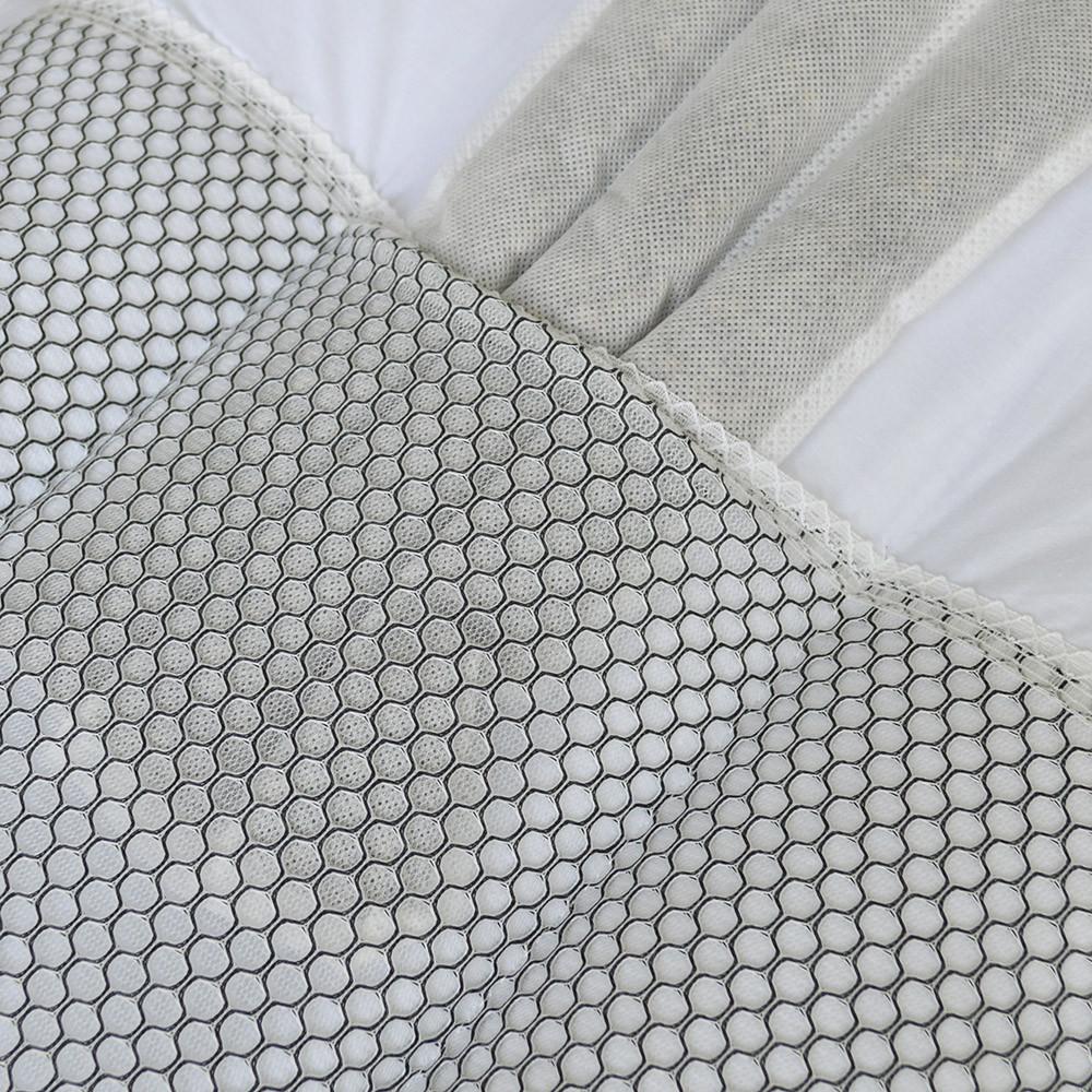 欧派荞麦枕(单只装)荞麦壳平纹棉布花草长方形枕头