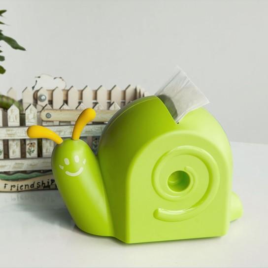 黄色蓝色绿色粉红色纸巾盒