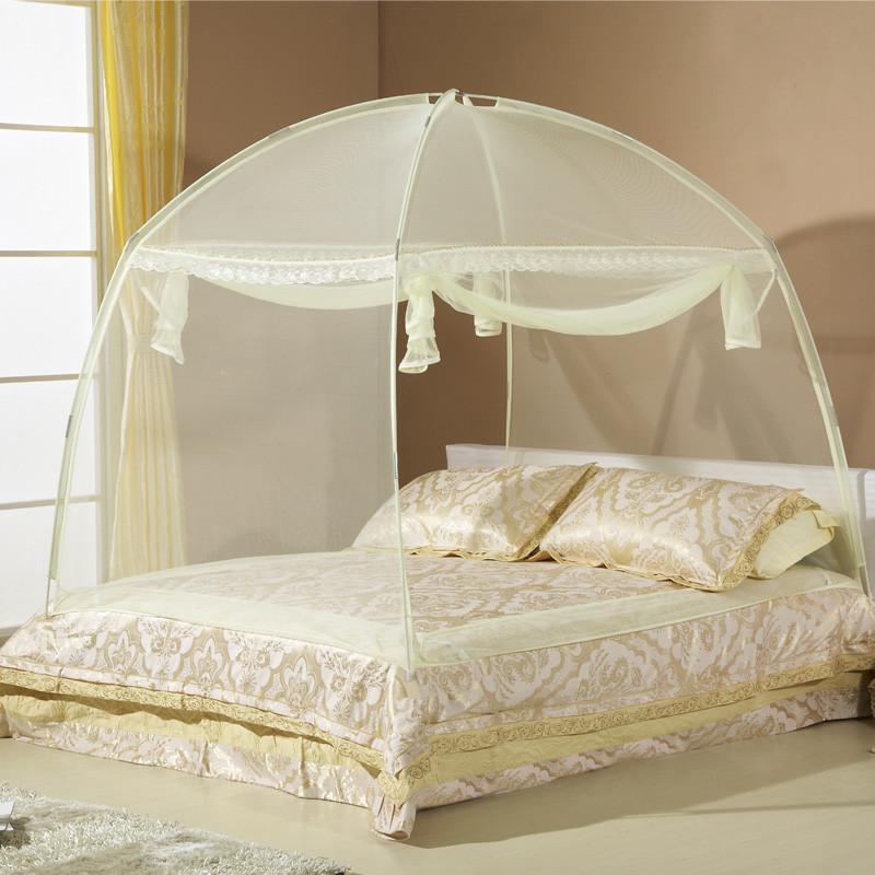 懷貝 玻璃纖維管蚊帳蒙古包式通用 蚊帳