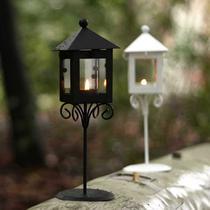 铁块状蜡烛欧式 GT12A0010烛台