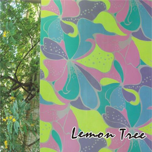 檸檬樹 靜物 83005玻璃貼膜