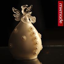 天使铃铛组合水晶人物欧式 铃铛