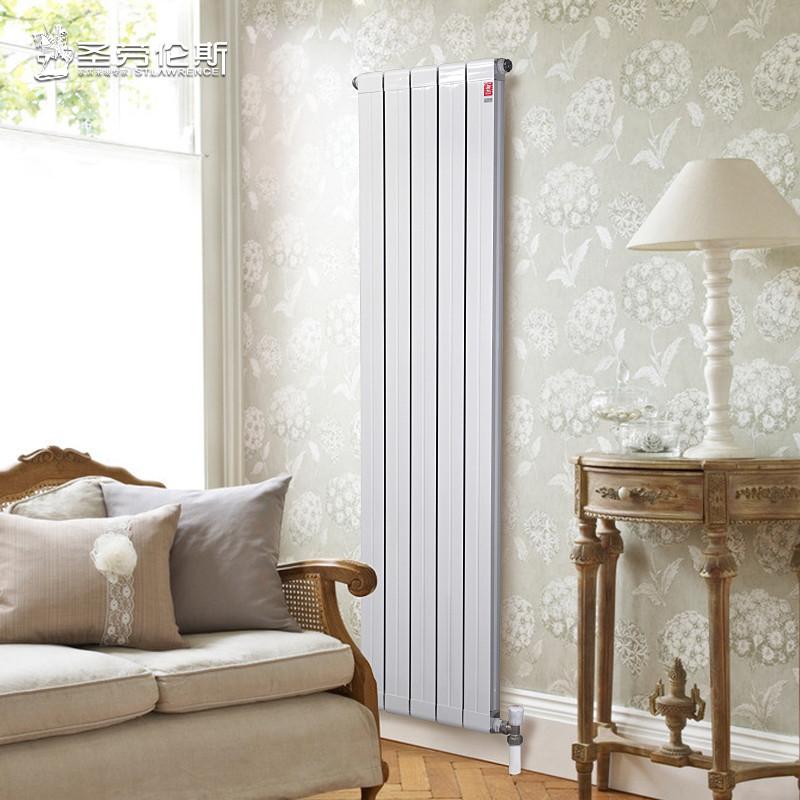 圣劳伦斯 铜铝复合普通挂墙式集中供热 斯图亚特80*60(铜铝复合)暖气片散热器
