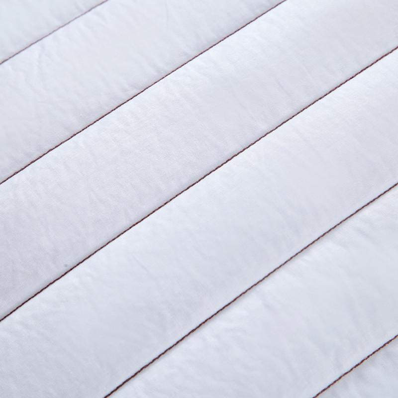 水通南国荞麦壳平纹棉布花草长方形枕头