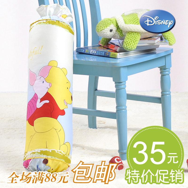 迪士尼布靠垫化纤卡通动漫靠垫