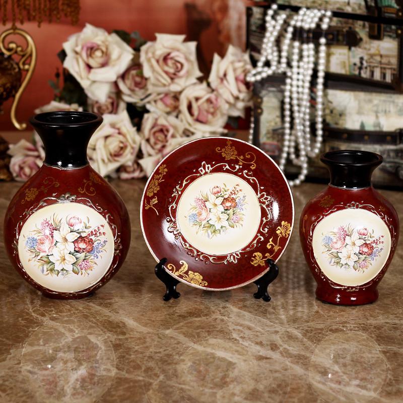 美屋家居陶瓷桌面摆件装饰欧式摆件