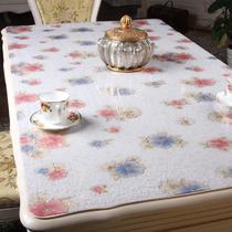 水晶板纯色 桌布