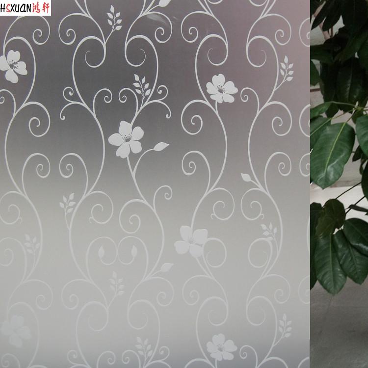 鸿轩 抽象图案 2011057玻璃贴膜