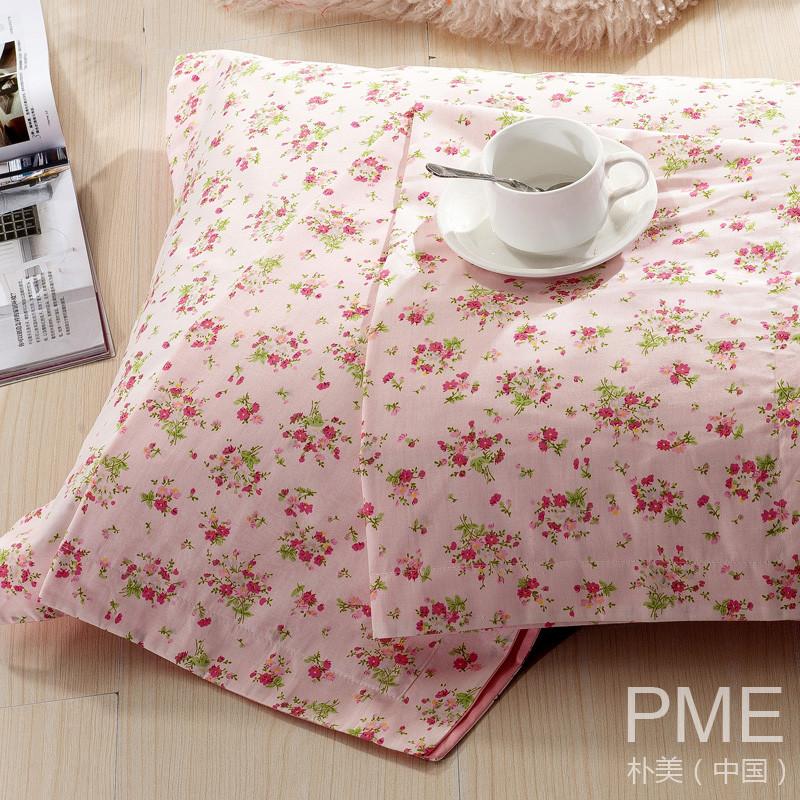 朴美 植物花卉床单式田园风 PMYH081床品件套四件套