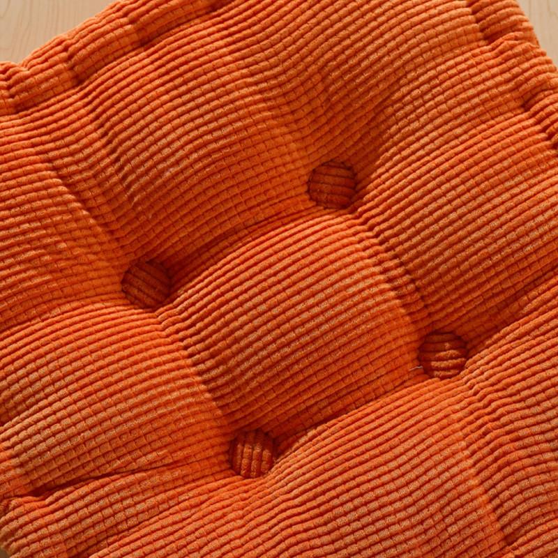 阿德拉纯色简约现代坐垫