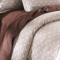 日式植物花卉床单式简约风 床品件套四件套
