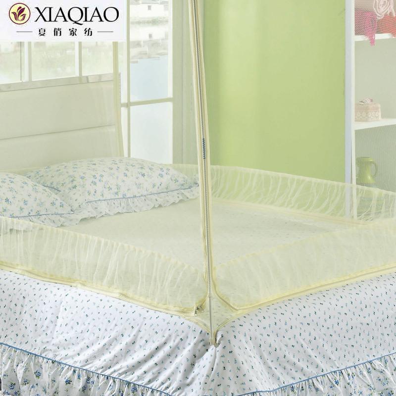 圣露·夏俏 玻璃纖維管蚊帳蒙古包式通用 蚊帳