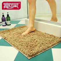 绒面卫浴纯色简约现代机器织造 TC001地垫