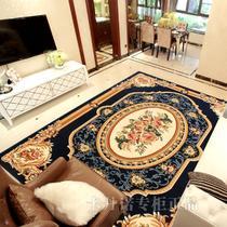 混纺欧式植物花卉长方形中国风机器织造 KDN-SLG-001地毯