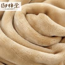 2%-3%珊瑚绒毯一等品冬季纯色简约现代 毛毯
