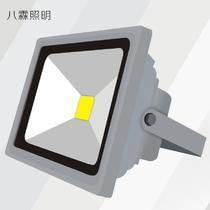 投光灯韩式锻打LED 户外灯道路灯