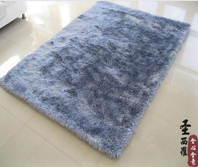 圣西罗混纺简约现代纯色长方形欧美机器织造-地毯
