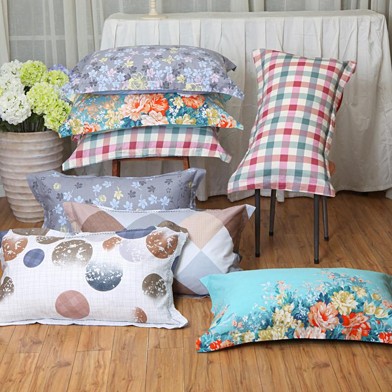 敏潔昊 棉布枕套優等品單人枕用 枕套