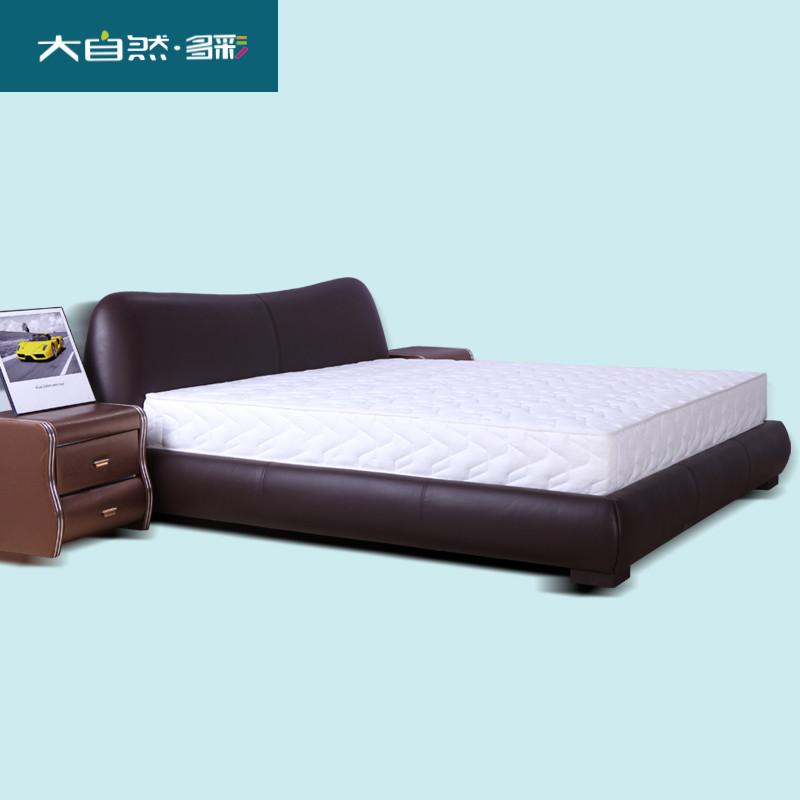 大自然 白色棕榈成人 多彩诗梦02床垫