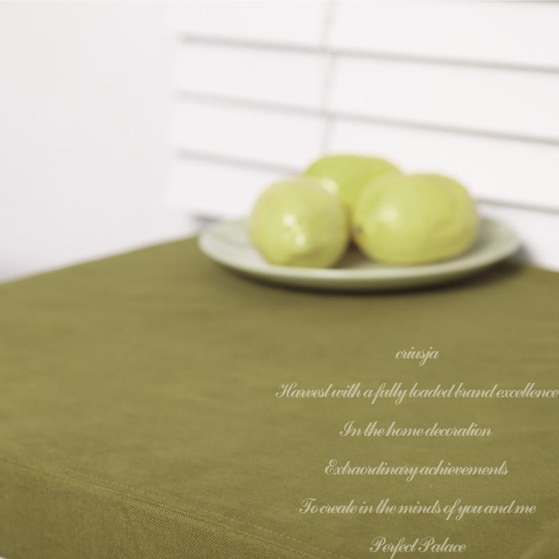克瑞斯飾家 MTF738純色簡約現代 飄窗墊