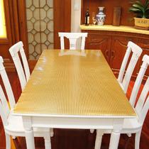 PVC纯色简约现代 桌布