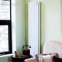 钢普通挂墙式集中供热 50大水道暖气,片总宽60,高670、1500、1800暖气片散热器