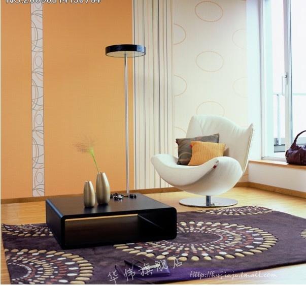 华伟 化纤地中海腈纶圆圈长方形欧美手工织造 地毯
