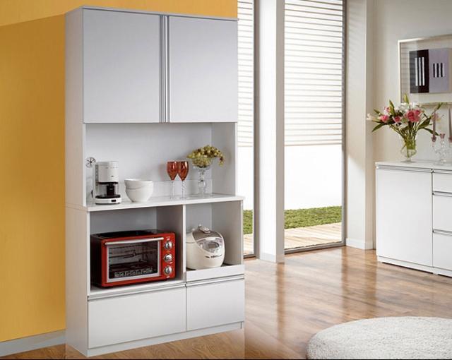 人造板刨花板/三聚氰胺板框架结构多功能简约现代 ym-cbg-177餐边柜