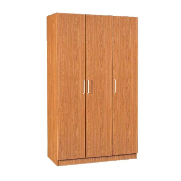 木月 人造板浮雕密度板/纤维板三聚氰胺板储藏平拉门成人简约现代 80系列衣柜