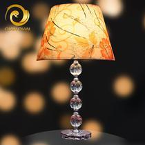 布水晶简约现代白炽灯节能灯 8234台灯