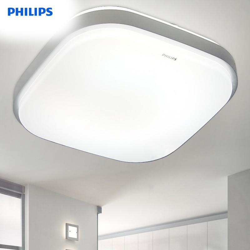 飛利浦 簡約現代吹塑熒光燈 吸頂燈