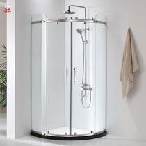 移门式弧扇型 Q-BG42淋浴房