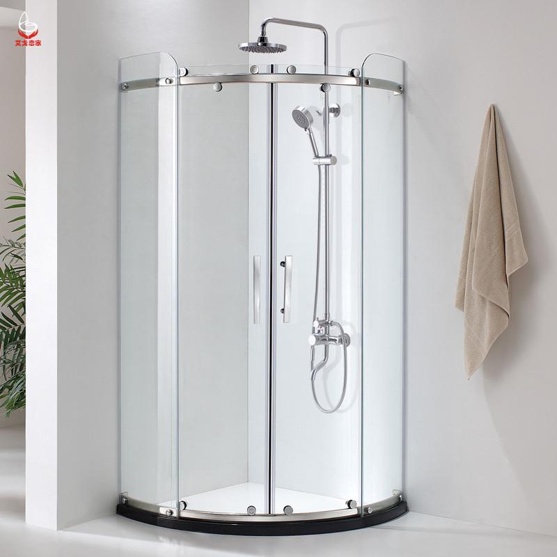 艾戈恋家 移门式弧扇型 Q-BG42淋浴房