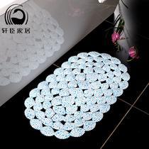 PVC卫浴卡通动漫简约现代机器织造 地垫